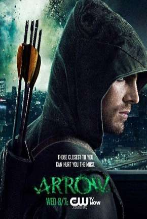 Arrow - Todas as Temporadas Completas