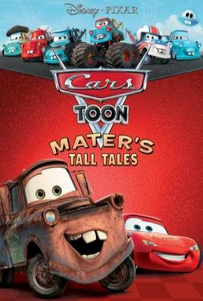 Cars Toon - As Grandes Histórias do Mate