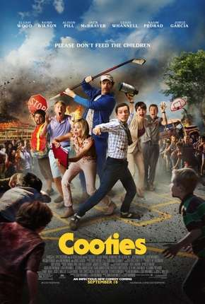 Cooties - A Epidemia BluRay