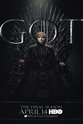 Game of Thrones - 1ª, 2ª, 3ª, 4ª, 5ª, 6ª e 7ª Temporadas
