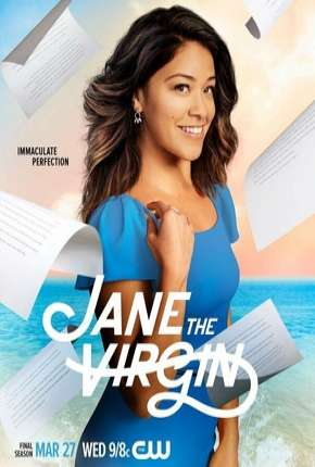 Jane the Virgin - 5ª Temporada Legendada