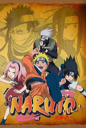 Naruto - Completo com Todas as Temporadas