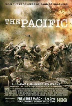O Pacífico - The Pacific Completa