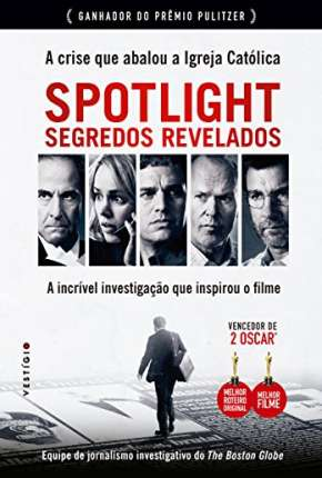 Spotlight - Segredos Revelados BluRay