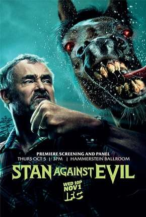 Stan Against Evil - 2ª temporada