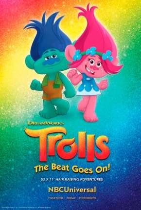 Trolls - O Ritmo Continua Todas as Temporadas