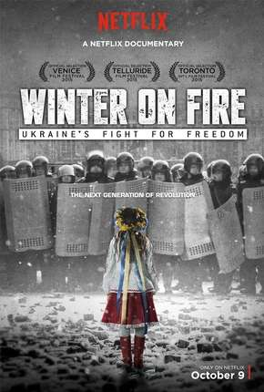 Winter on Fire - Ukraines Fight for Freedom