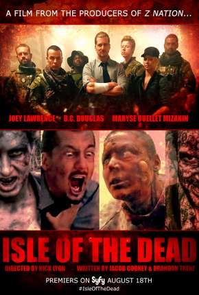 A Ilha da Morte - Isle of the Dead HD
