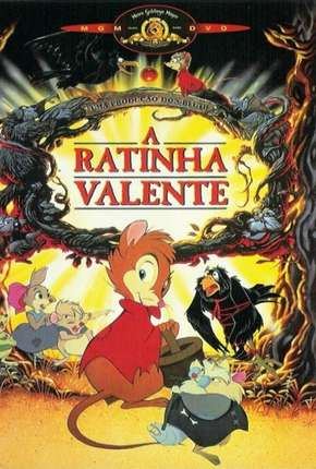 A Ratinha Valente - BluRay