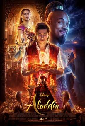 Aladdin - Legendado HDRIP