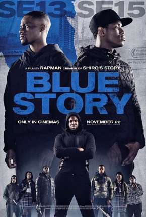 Blue Story - CAM - Legendado