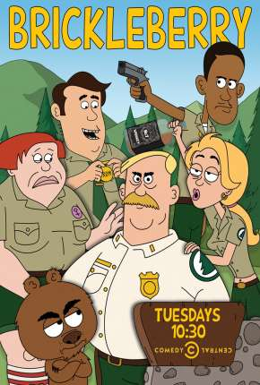 Brickleberry - 1ª Temporada