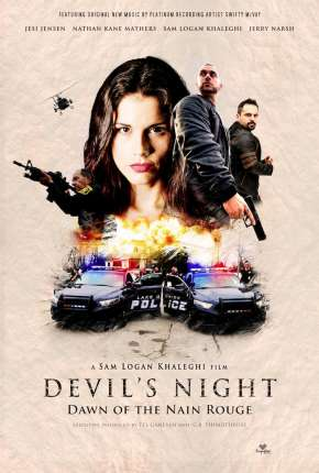 Devils Night - Dawn of the Nain Rouge - Legendado