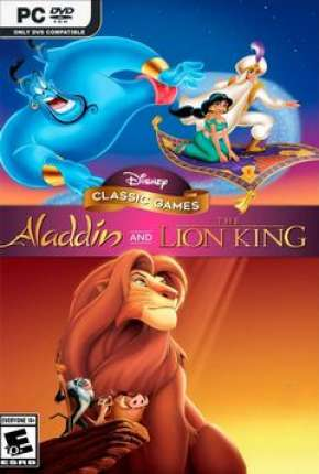 Disney Classic Games - Aladdin And The Lion King