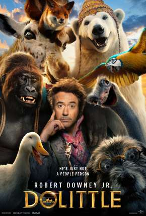 Dolittle - Legendado HDRIP