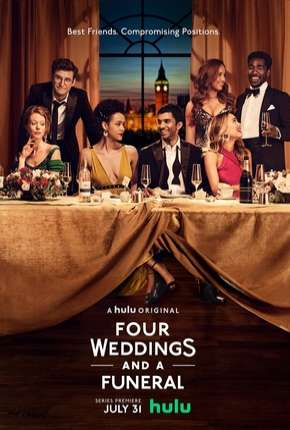 Four Weddings and a Funeral - 1ª Temporada Legendada