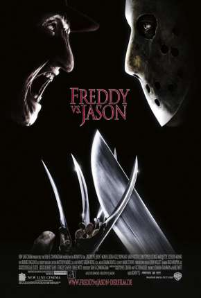 Freddy X Jason BluRay