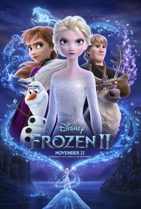 Frozen 2 - Legendado