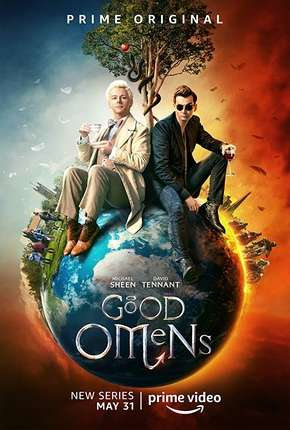 Good Omens - 1ª Temporada Completa