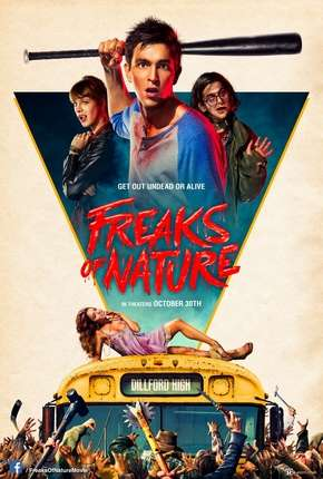 Guerra dos Monstros - Freaks of Nature