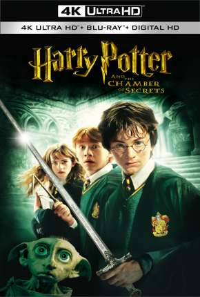 Harry Potter e a Câmara Secreta - Versão do Cinema 4K