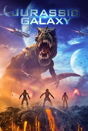 Jurassic Galaxy - Legendado