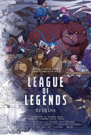 League of Legends - A Origem - Legendado