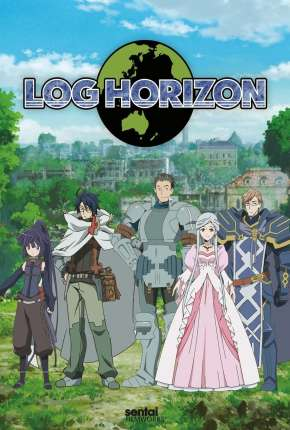 Log Horizon - Legendado
