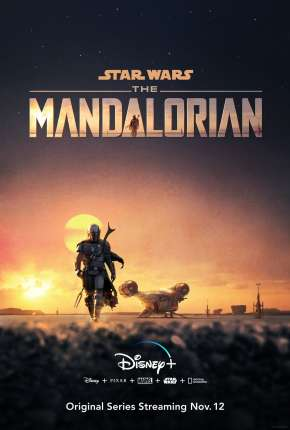The Mandalorian - O Mandaloriano - Star Wars 1ª Temporada