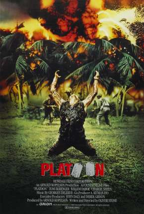 Platoon - BluRay