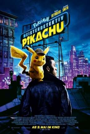 Pokémon - Detetive Pikachu Legendado