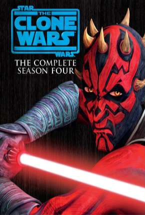 Star Wars - The Clone Wars - 4ª Temporada Completa