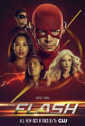 The Flash - 6ª Temporada Completo