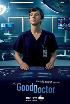 O Bom Doutor  - The Good Doctor - 3ª Temporada Legendada Full HD