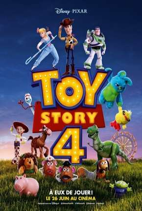 Toy Story 4 - Legendado HD