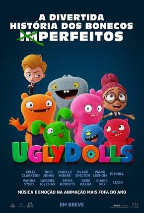 UglyDolls BluRay