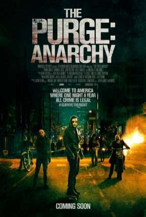 Uma Noite de Crime - Anarquia (The Purge - Anarchy)