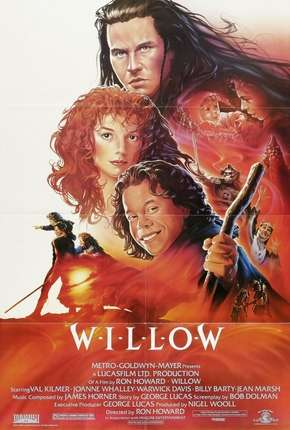 Willow - Na Terra da Magia BluRay
