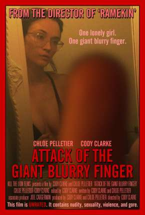 Attack of the Giant Blurry Finger - Legendado