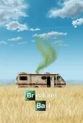 Breaking Bad - 3ª Temporada Completa