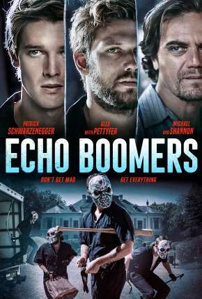 Echo Boomers - Legendado