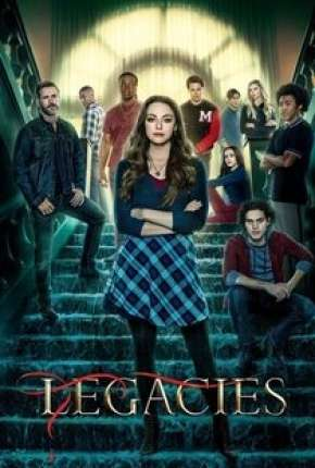 Legacies - 3ª Temporada Legendada