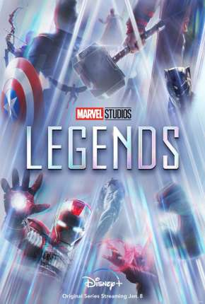 Lendas da Marvel - 1ª Temporada Legendada