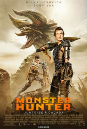 Monster Hunter - Legendado