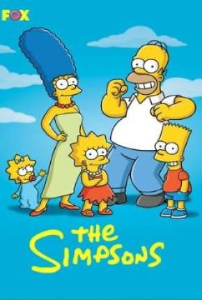 Os Simpsons - 32ª Temporada - Legendado