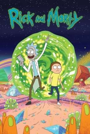Rick and Morty - 4ª Temporada Completa