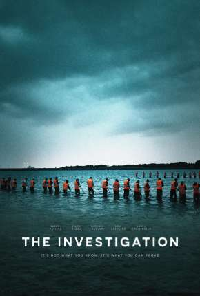 The Investigation - 1ª Temporada Legendada