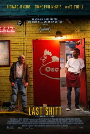 The Last Shift - CAM - Legendado