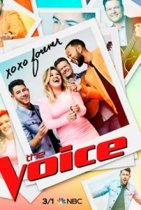 The Voice - 20ª Temporada Legendada