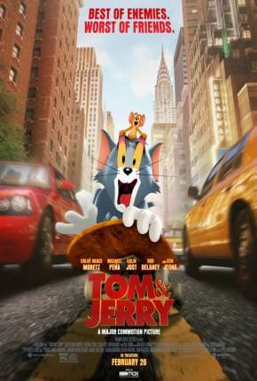 Tom e Jerry - O Filme - CAM